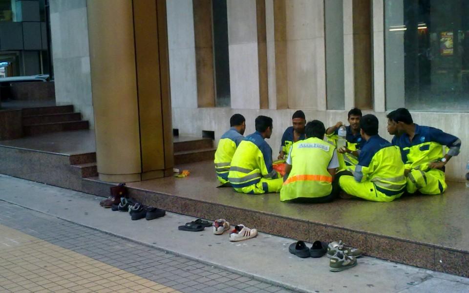 4 Naomi Bueno de Mesquita workers