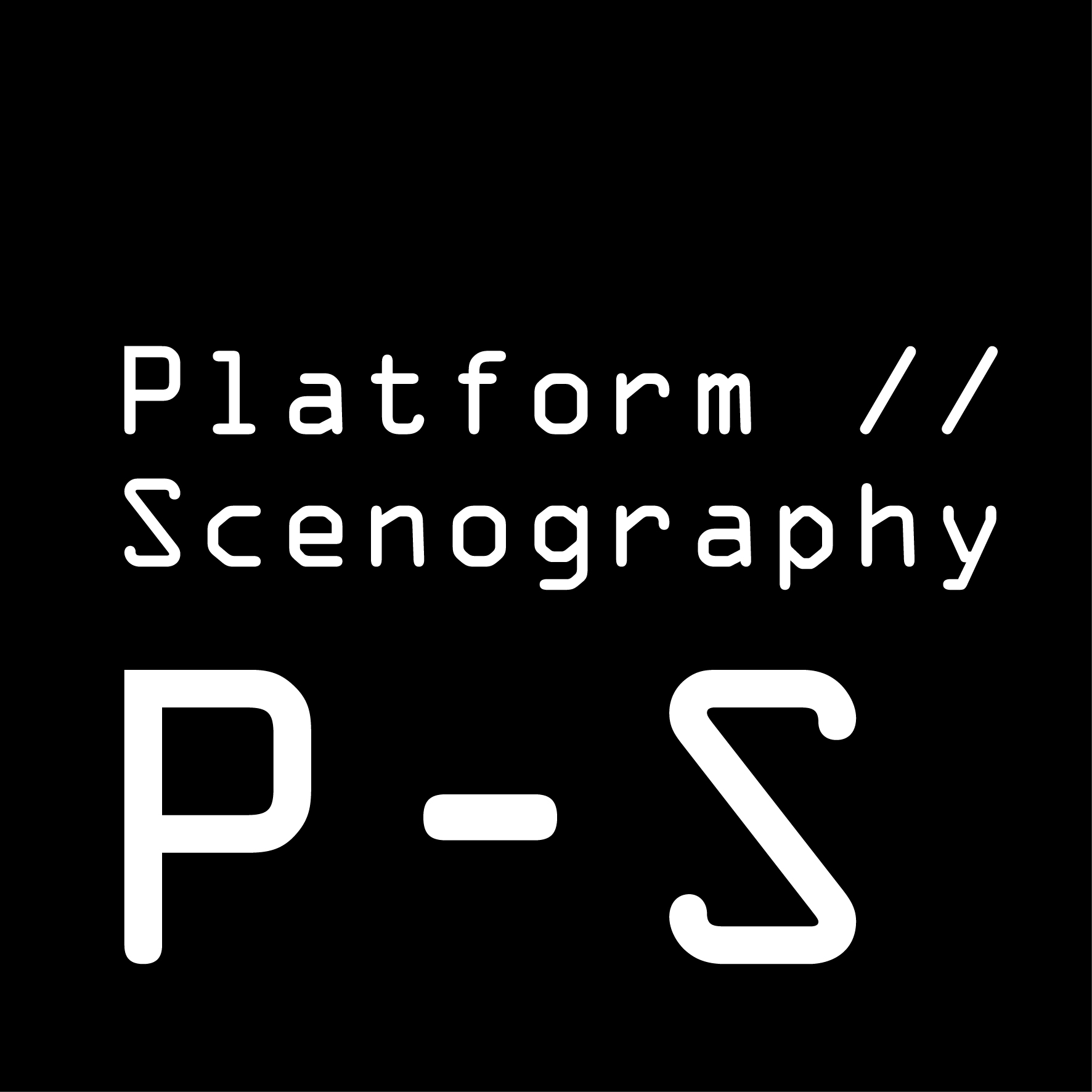 Platform Scenography