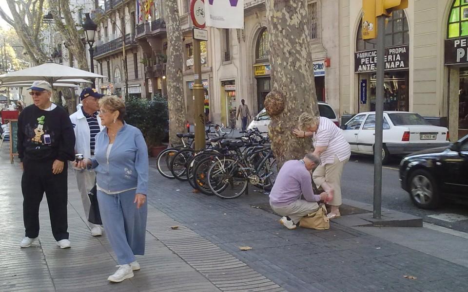 3 Naomi Bueno de Mesquita tourists